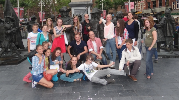 Study visit to the Netherlands