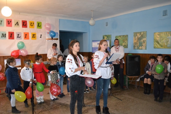 Family Festival in Terebna village